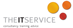 The IT Service – IT Training and Database development Logo